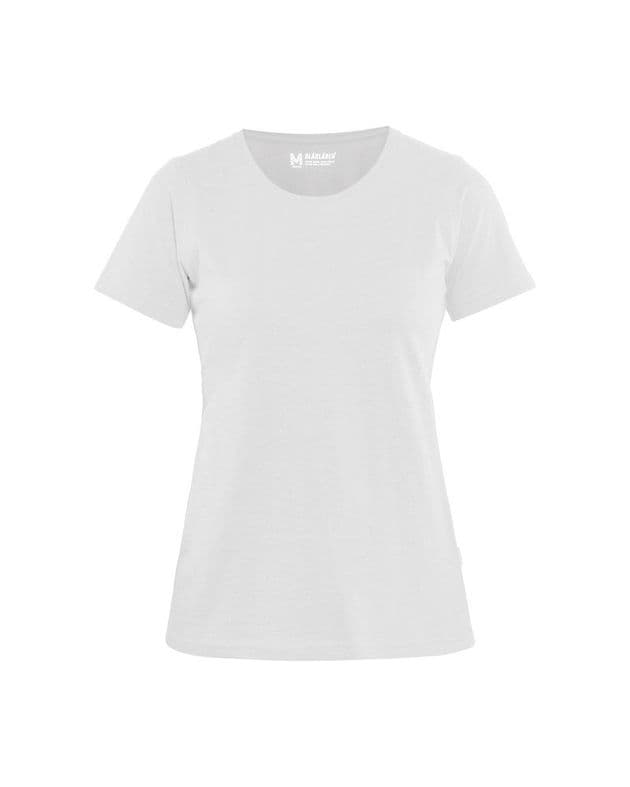 Blaklader 3334 Ladies T-Shirt (White)