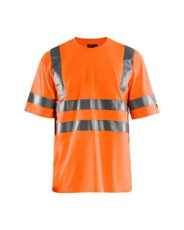 Blaklader 3413 Hi-Vis T-Shirt (High Vis Orange)
