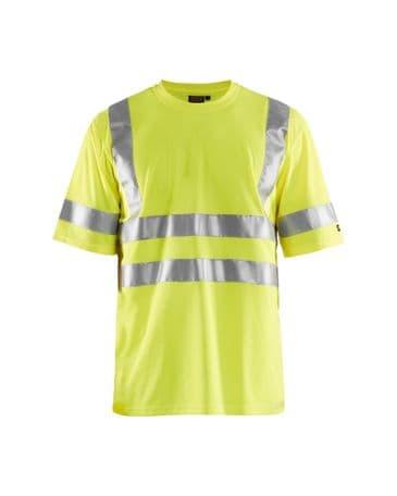 Blaklader 3413 Hi-Vis T-Shirt (High Vis Yellow)