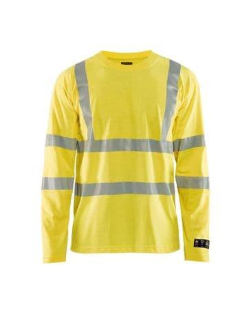 Blaklader 3481 Multinorm T-Shirt Long Sleeves (Yellow)