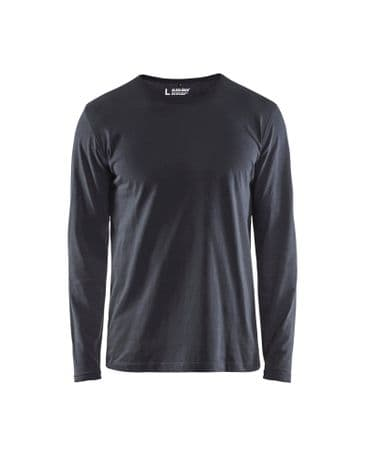 Blaklader 3500 T-Shirt Long Sleeves (Dark Grey)