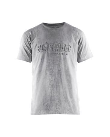 Blaklader 3531 T-Shirt 3D (Grey Melange)