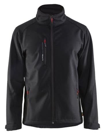 Blaklader 4752 Softshell Jacket (Black)