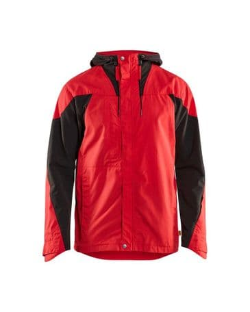 Blaklader 4759 All-round Jacket With Stretch (Red/Black)