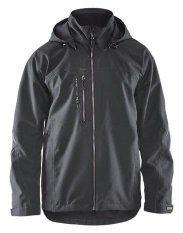 Blaklader 4790 Shell Jacket (Dark Grey/Black)
