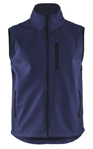 Blaklader 8170 Waistcoat Softshell (Navy)