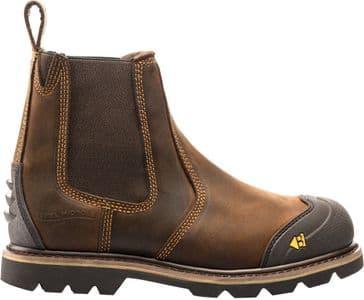 Buckler Buckboots B1990SM Safety Dealer Work Boots