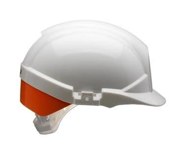 Centurion Reflex Hard Hat (White/Orange)