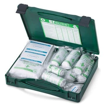 Click 10 Person First Aid Kit [CFA10 / CM0010]