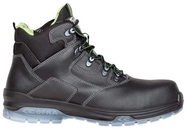 Cofra De Chirico S3 SRC Black Safety Boot