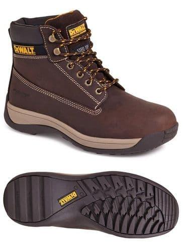 Dewalt Apprentice Safety Boot (Brown)