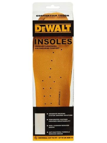 Dewalt Comfort Insoles