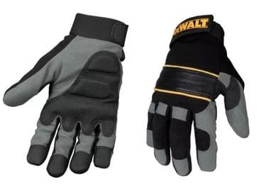 Dewalt DPG33 Gel Palm Powertool Gloves