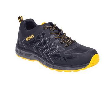 Dewalt Fargo Safety Trainer Shoe (Black)