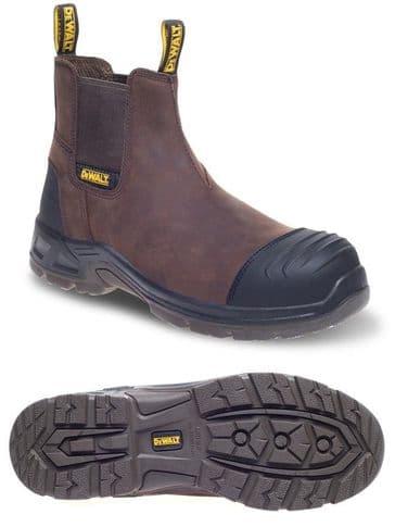 Dewalt Grafton Dealer Safety Boots (Brown)