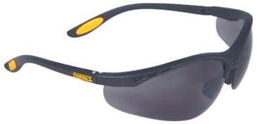 Dewalt Reinforcer Spectacles (Smoke) [PACK OF 12]