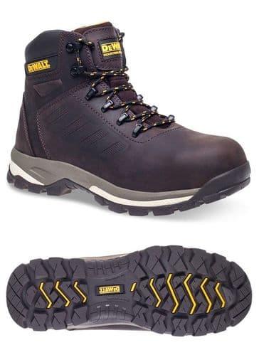 Dewalt Sharpsburg Safety Boot (Brown)
