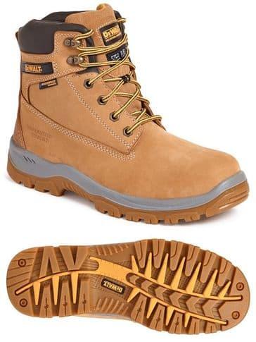 Dewalt Titanium Safety Boots (Honey)