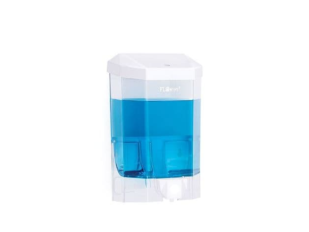 Flosoft 1 Litre Push Dispenser