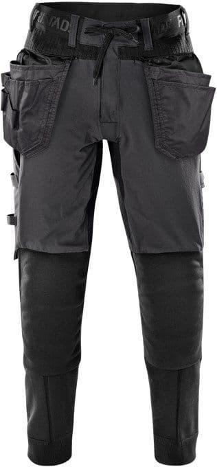 Fristads 2687 SSL Craftsman Jogger Trousers | Black | TuffShop.co.uk