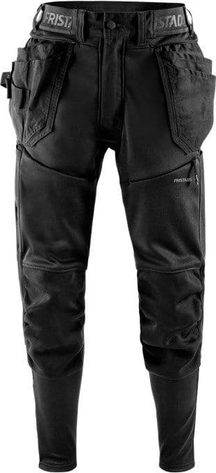 Fristads 2687 SSL Craftsman Jogger Trousers ( Black )