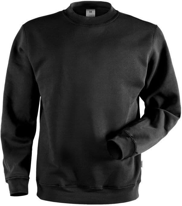 Fristads 7989 GOS Green Sweatshirt ( Black )