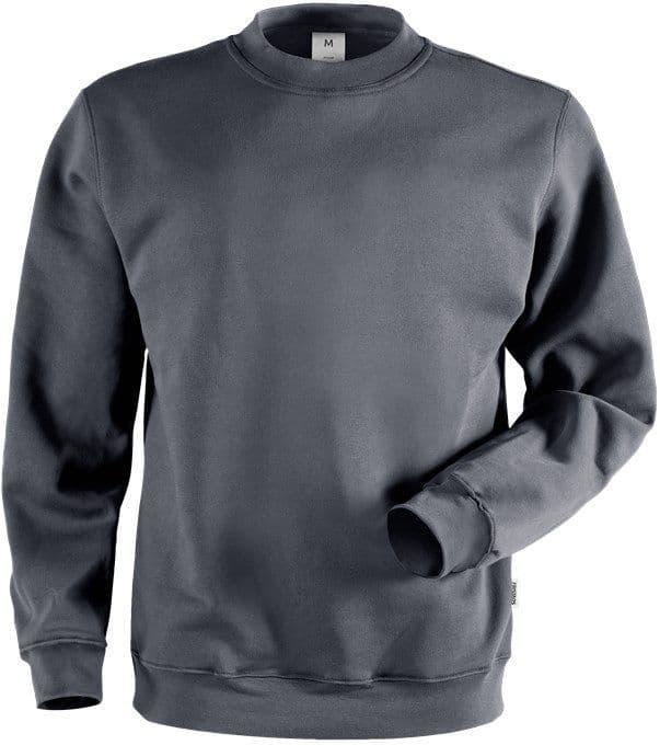 Fristads 7989 GOS Green Sweatshirt ( Dark Grey )