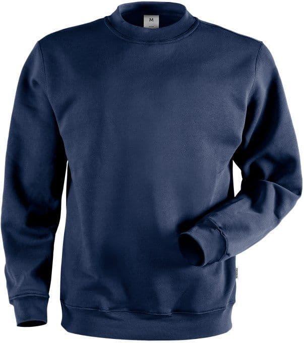 Fristads 7989 GOS Green Sweatshirt ( Dark Navy )