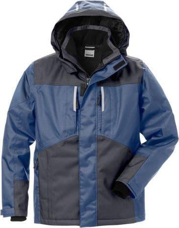 Fristads Airtech® Winter Jacket 4058 GTC (Blue / Grey)