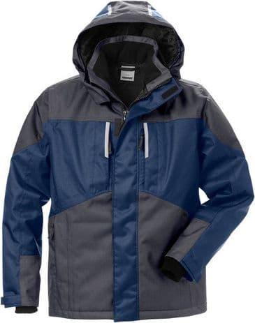 Fristads Airtech® Winter Jacket 4058 GTC (Navy/Grey)