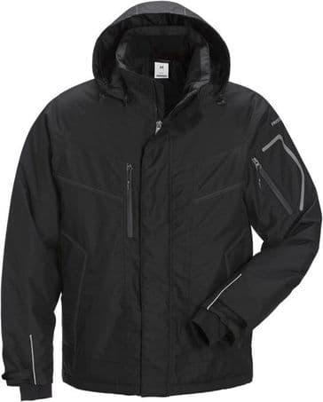 Fristads Airtech Winter Jacket 4410 GTT (Black)