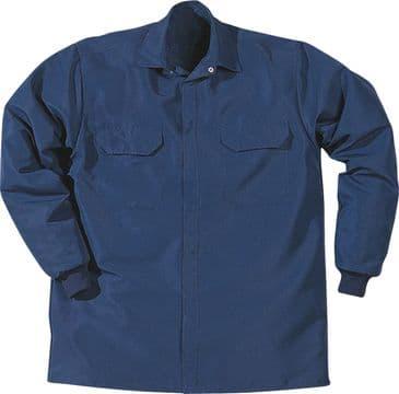 Fristads Cleanroom Shirt 7R011 XA32 (Dark Navy)