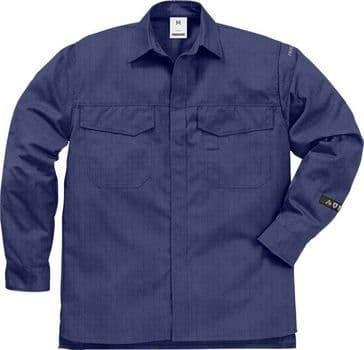 Fristads Flame Shirt 7200 ATS (Dark Navy)