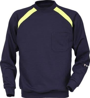 Fristads Flame Sweatshirt 984 SFLA (Dark Navy)