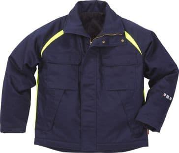 Fristads Flame Winter Jacket 4032 FLI (Dark Navy)