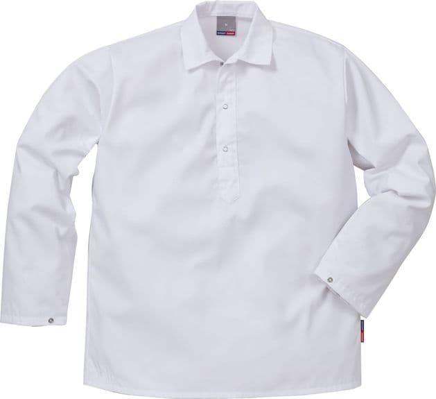 Fristads Food Long Sleeve Shirt 7000 P159 (White)