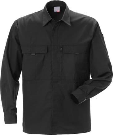 Fristads Shirt 735 SB (Black)