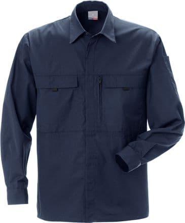 Fristads Shirt 735 SB (True Navy)