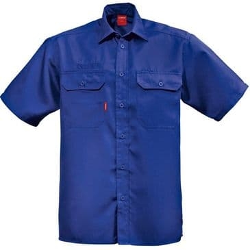 Fristads Short Sleeve Shirt 7387 B60 (Royal Blue)