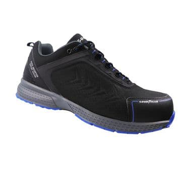 Goodyear GYSHU1636 Composite Toe Anti Static Safety Trainer Shoe