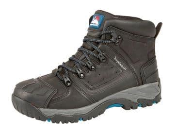 Himalayan 5206 Black Waterproof Safety Boot
