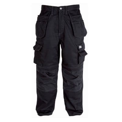 Himalayan Icon Work Trousers H810BK | Black | TuffShop.co.uk