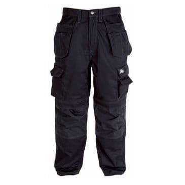 Himalayan Icon Work Trousers Black H810BK