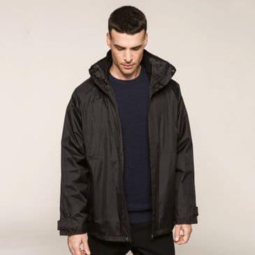 Kariban 3-in-1 Functional Parka Jacket Coat KB657