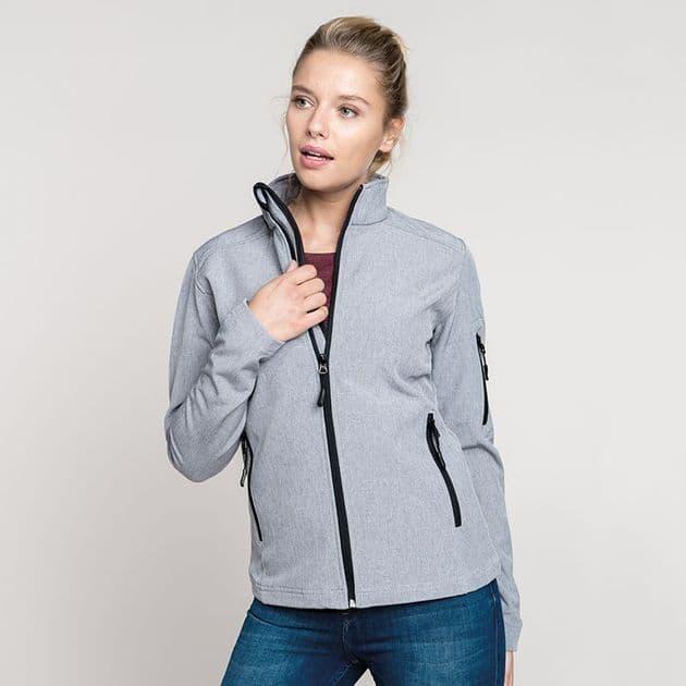 Kariban | Womens Contemporary Softshell KB400 | Softshell Jacket