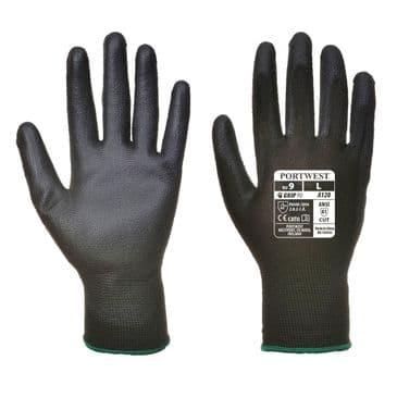 Portwest A120 PU Palm Work Glove