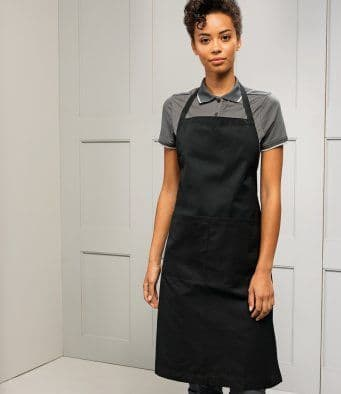 Premier PR104 Poly/Cotton Pocket Apron