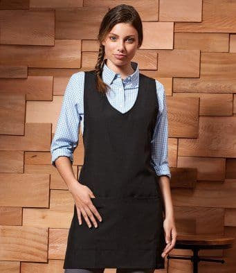 Premier PR177 Wrap Around Tunic Apron