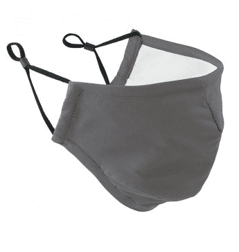 Premier PR796 Washable 3-Layer Face Mask with Carbon Filter Option