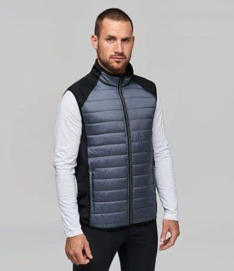 Proact PA235 Dual Fabric Sports Bodywarmer